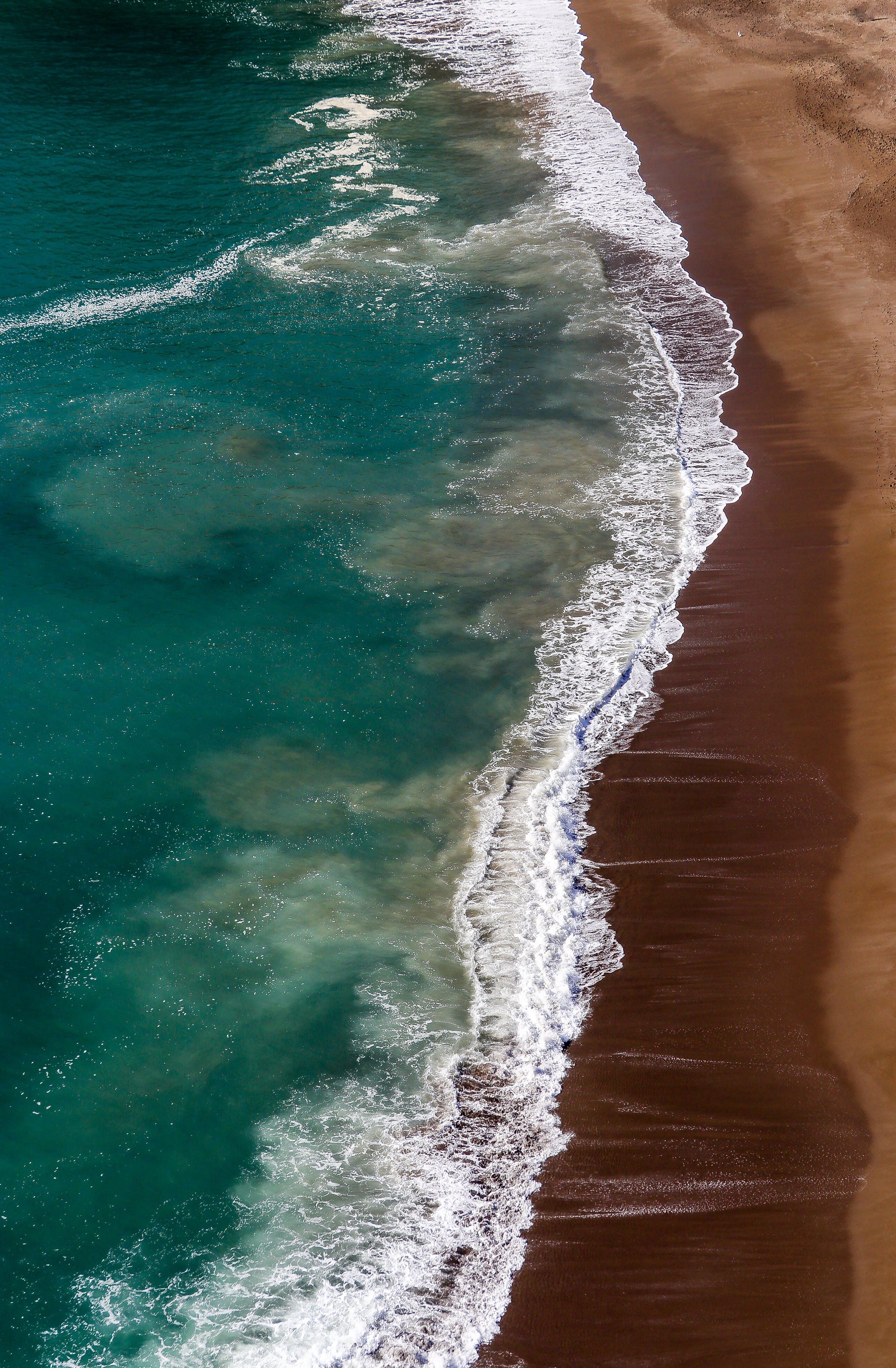 Free stock photo of beach, blue, california, coast