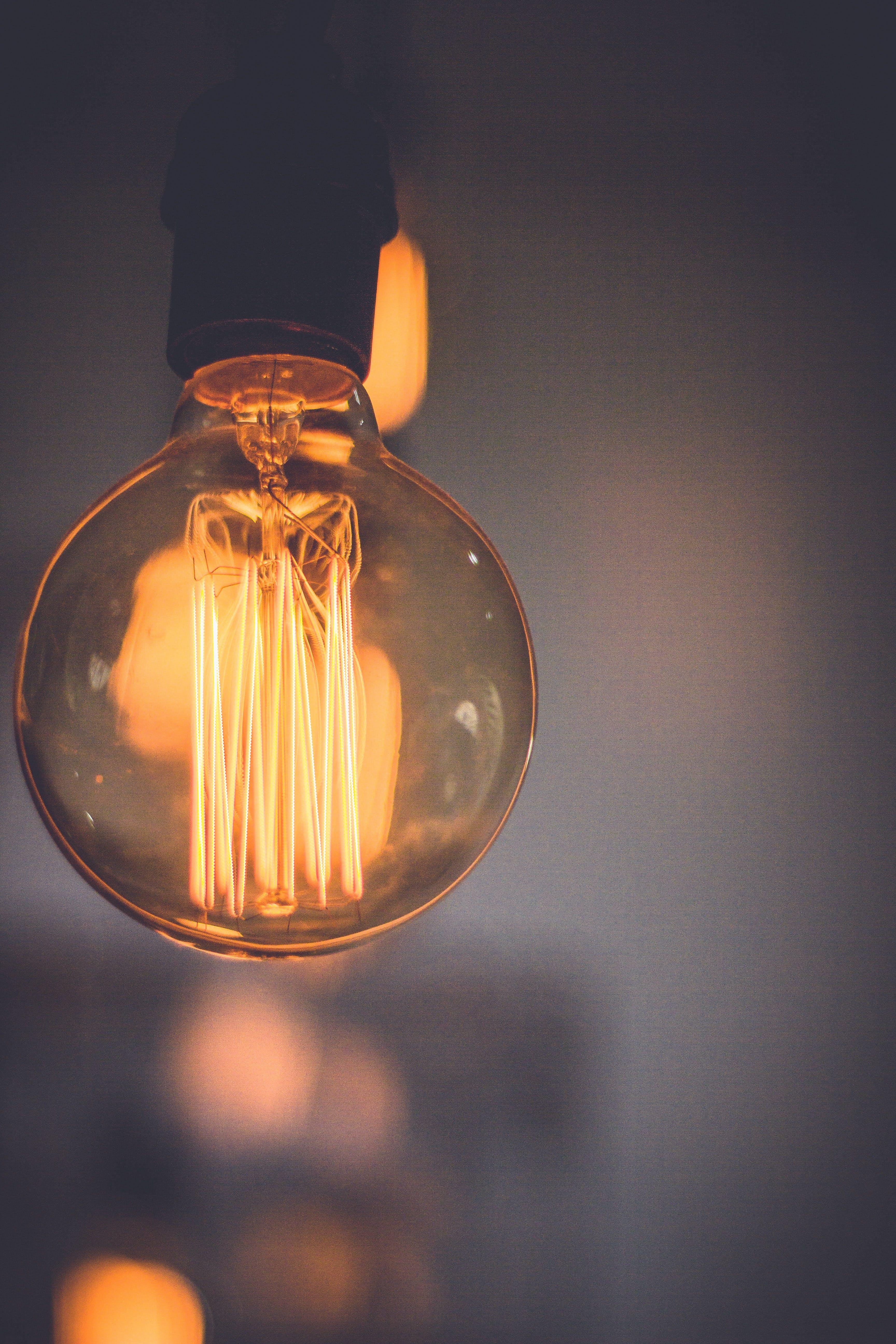 of bokeh, bulb, bulbs, energetic