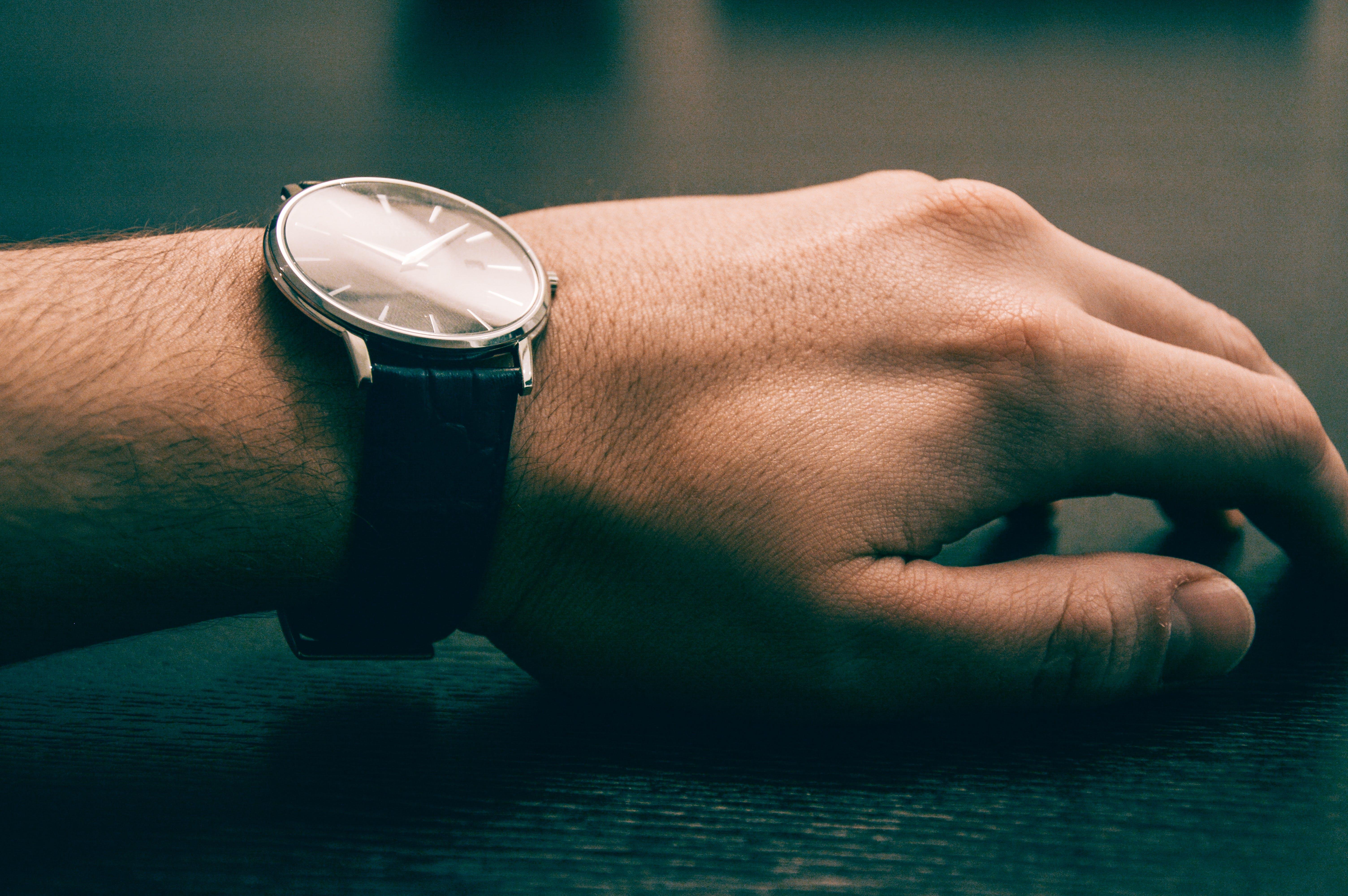 fashion, hand, time