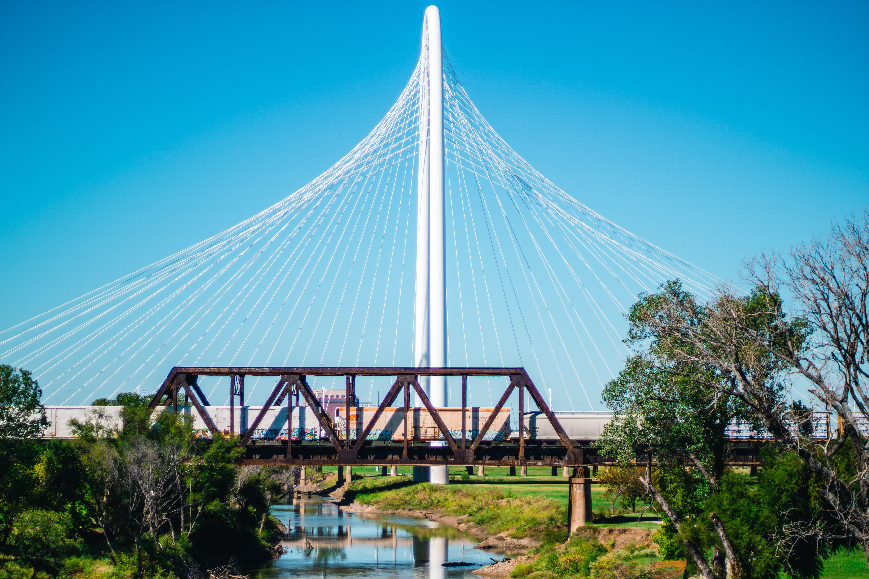 White Metal Bridge
