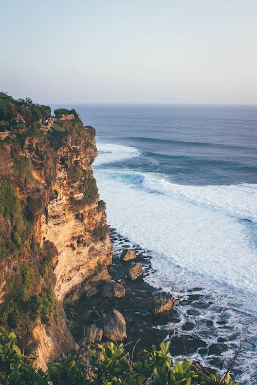 Бесплатное стоковое фото с большие волны, буддийский храм, вода