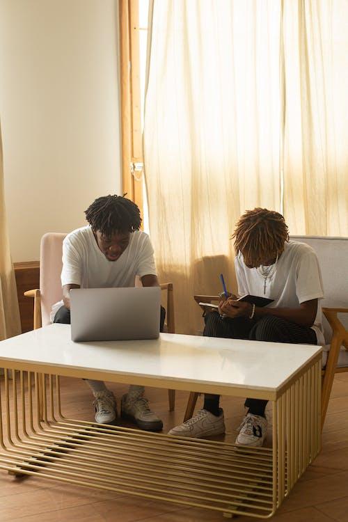Fotos de stock gratuitas de afroamericano, asociación, colaboración