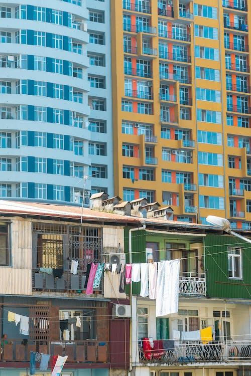 公寓, 區域, 城市 的 免費圖庫相片