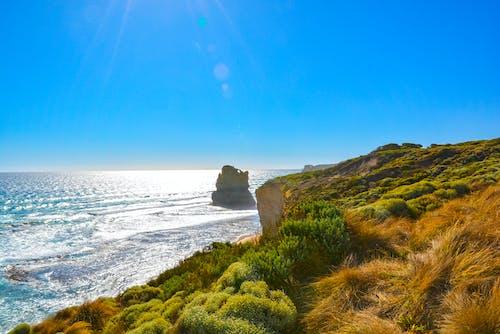 Ilmainen kuvapankkikuva tunnisteilla 12 apostolit, aallot, hiekkaranta, kallio