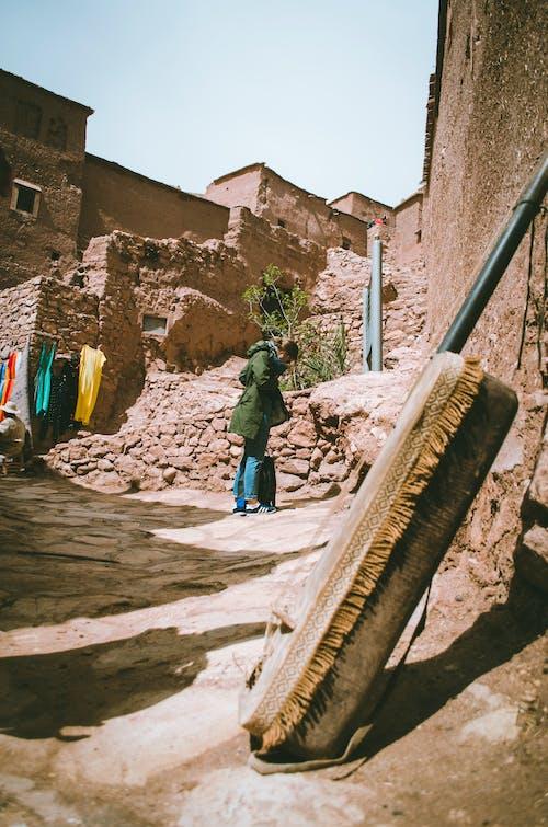 Kostenloses Stock Foto zu afrika, gitarre, marokko, marrakesch