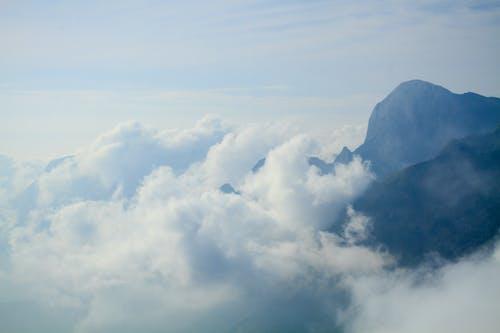 Gratis lagerfoto af bjerg, bjergtop, dag, dagslys