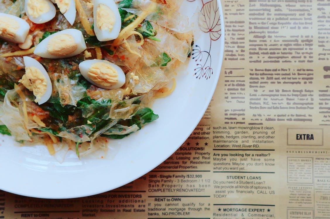 appetittvekkende, avis, delikat