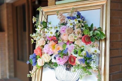 Ingyenes stockfotó dekoráció, díszítés, esküvői virágok témában