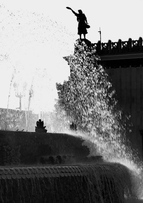 Immagine gratuita di acqua, adulto, architettura