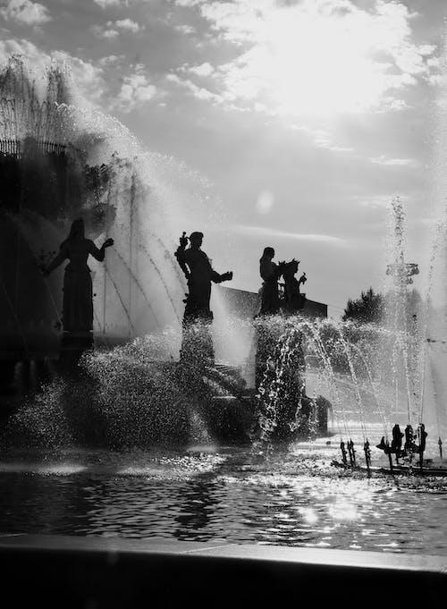 Immagine gratuita di acqua, adulto, arte