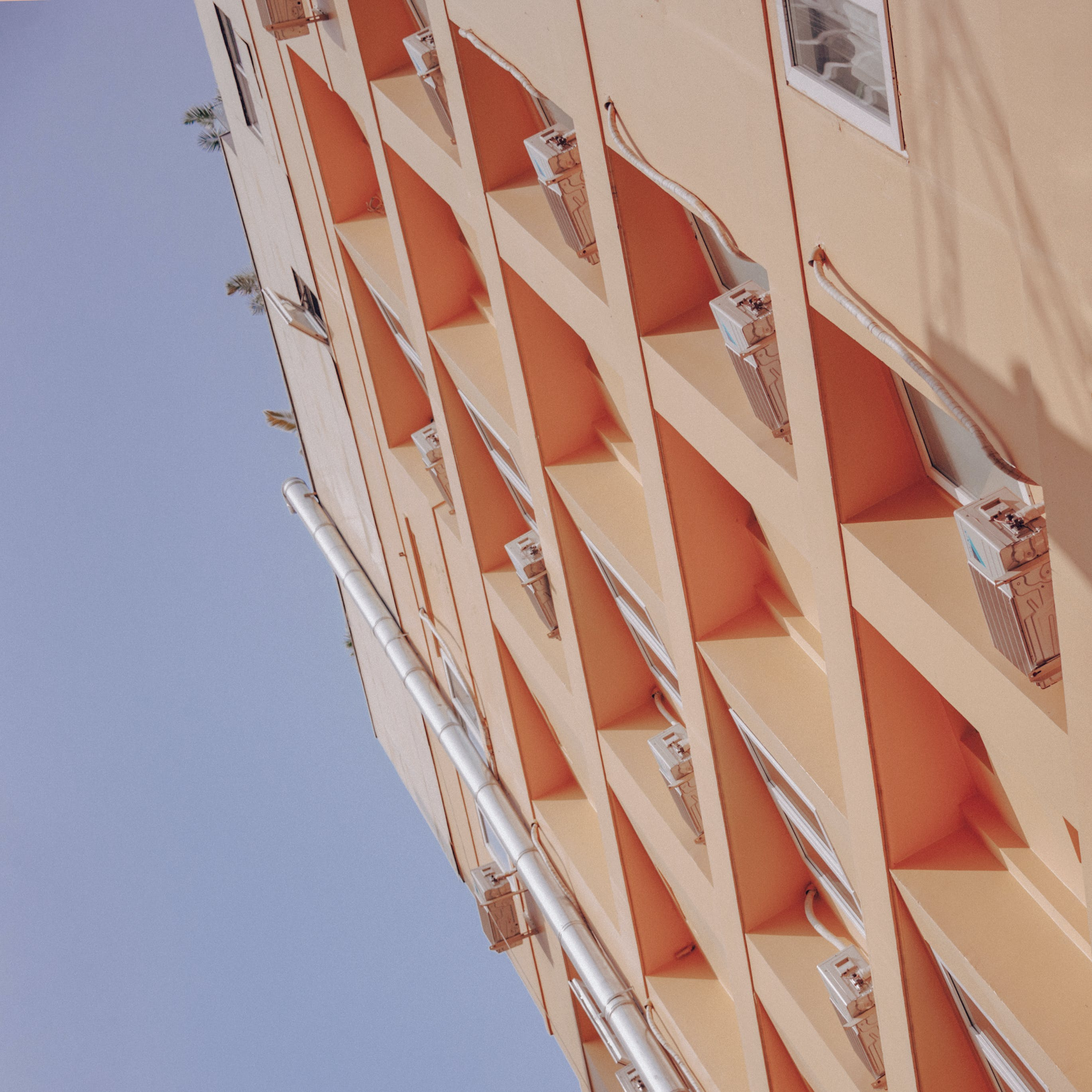 Low Angle Photography of a High-rise Building