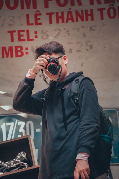 Kostenloses Stock Foto zu drinnen, erwachsener, fashion, fotograf