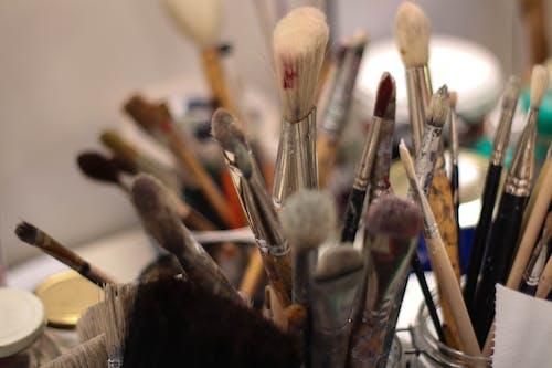 Gratis stockfoto met #kunst, #pincel, #verf