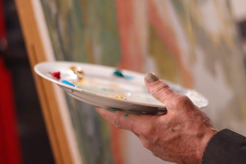Gratis stockfoto met #kleur, #kunst, #pincel, #verf