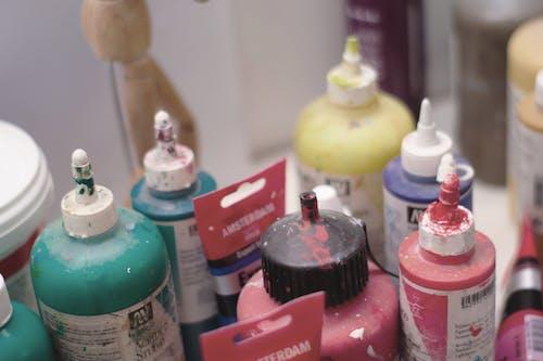 Gratis stockfoto met #artiest, #kleur, #kunst, #pincel