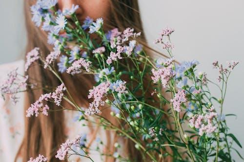 Foto stok gratis bejana, buket, bunga