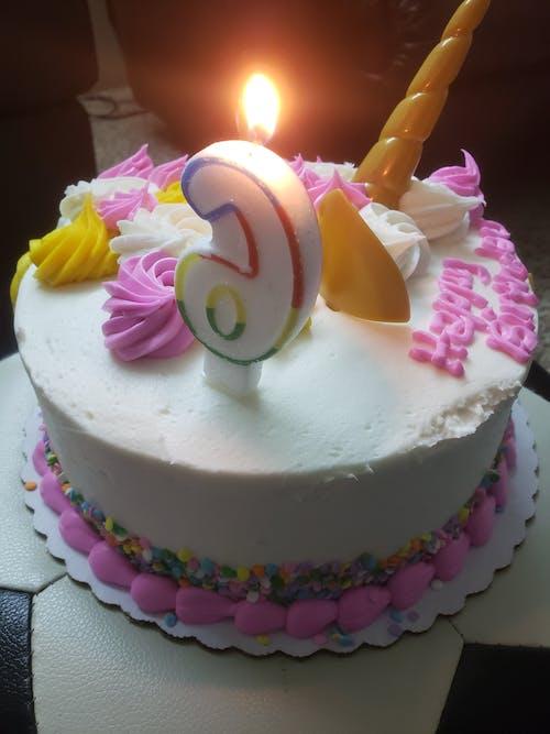 Free stock photo of 6 years, birthday cake, cake