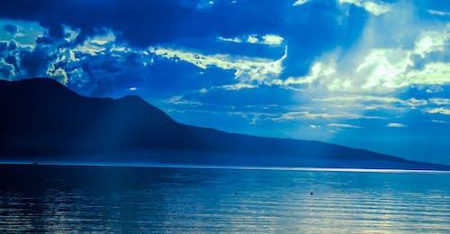 Kostenloses Stock Foto zu blau, draußen, himmel, insel