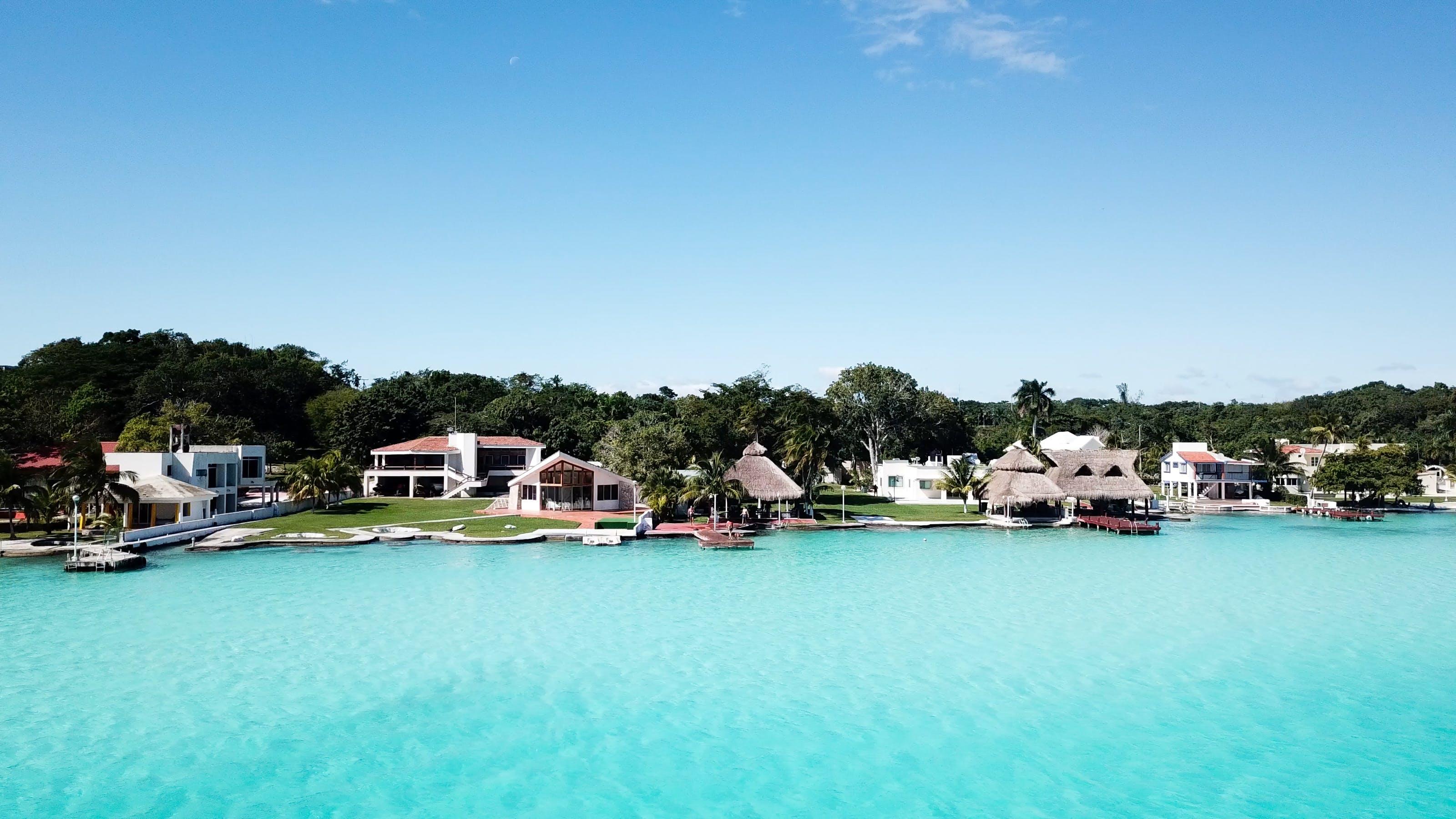 Free stock photo of blue lagoon, broker, Invest properties, playa del carmen