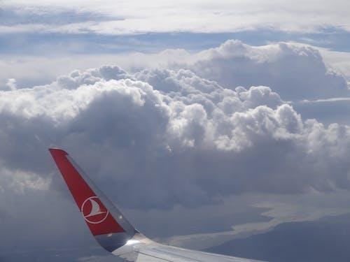 Fotos de stock gratuitas de avión, nube, nubes, volador