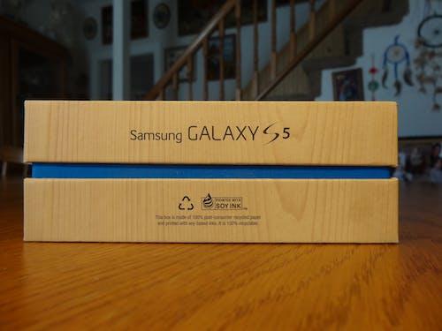 Fotos de stock gratuitas de galaxia, gs5, lado de la caja, s5