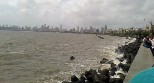 Free stock photo of Marine Drive, mumbai