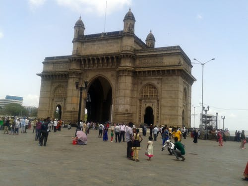 Free stock photo of appolo bandar, fort, Gateway of India