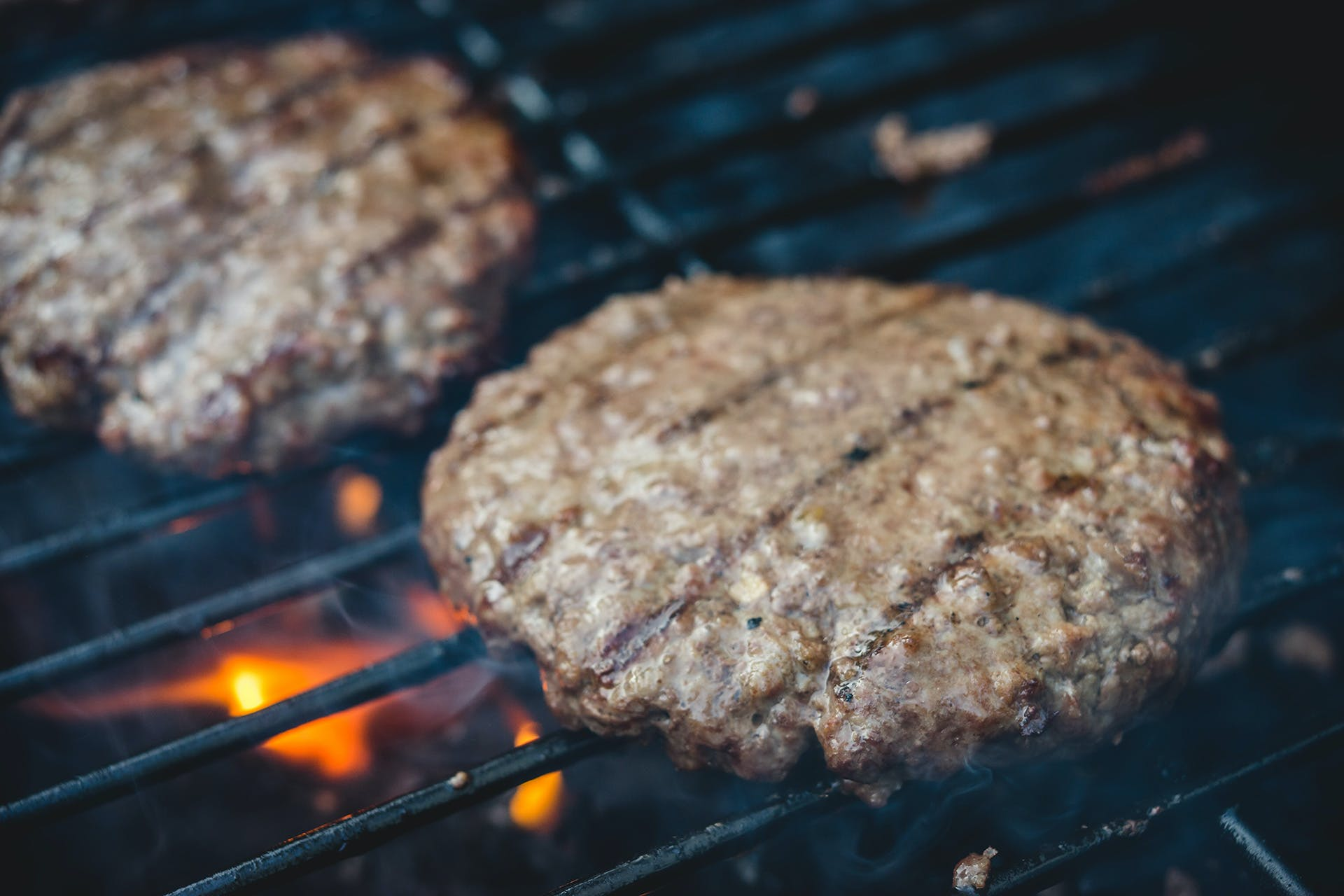Free stock photo of food, fire, cooking, meat