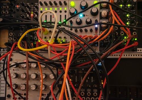 Free stock photo of electronic music, electronics, eurorack