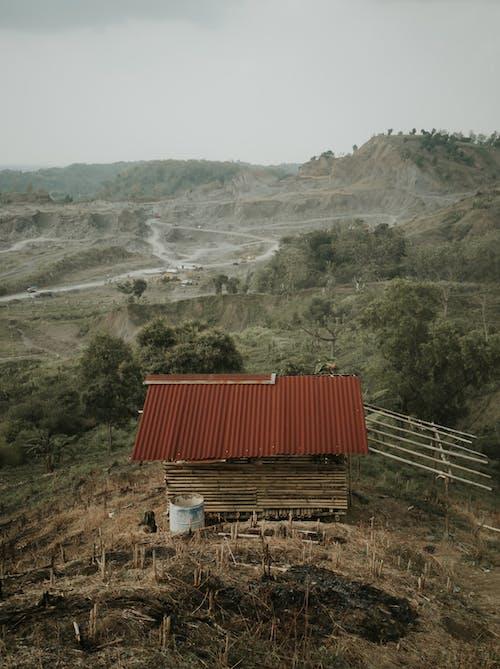 Foto profissional grátis de abandonado, agricultura, água