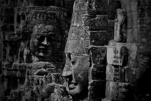 Darmowe zdjęcie z galerii z azja, azjatycki, kamienie, ludzie