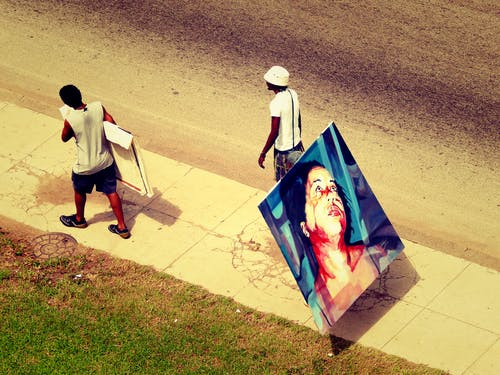 boyama, Küba içeren Ücretsiz stok fotoğraf