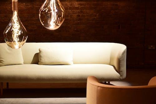 インテリア・デザイン, ミニマリズム, れんが壁, 室内装飾の無料の写真素材