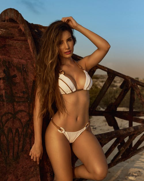 Fotos de stock gratuitas de atractivo, bikini, bonita