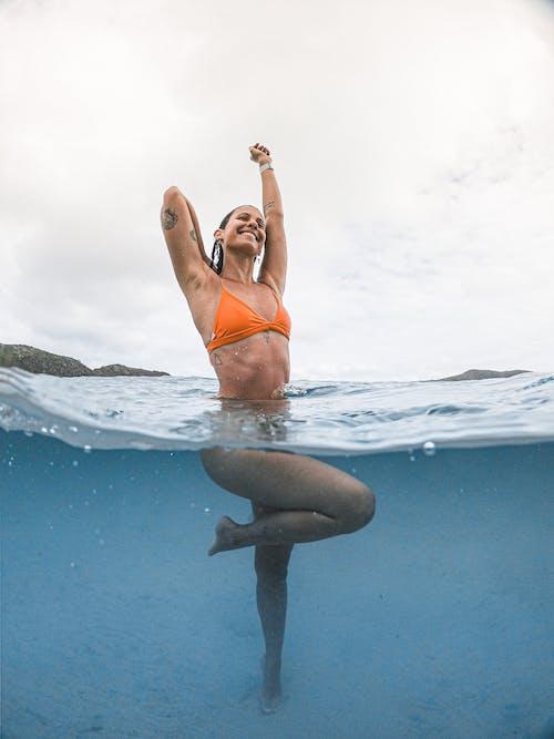 Gratis stockfoto met actie, duiken, eigen tijd