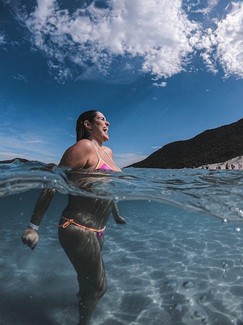 Gratis stockfoto met bikini, eigen tijd, fotomodel
