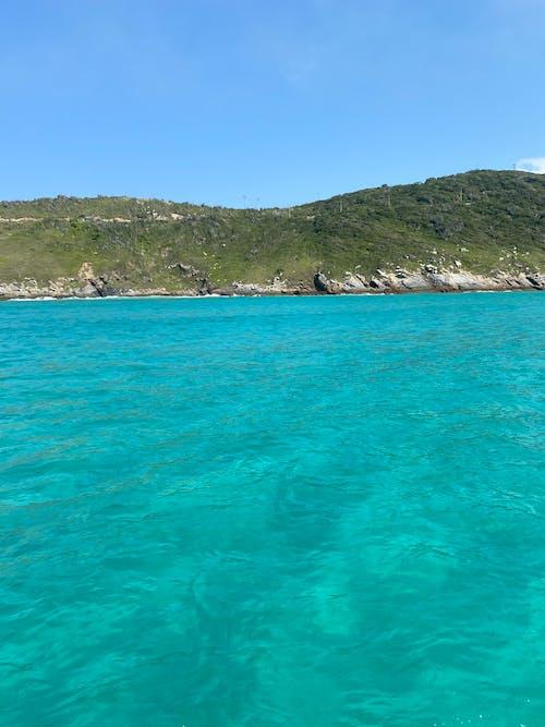 Gratis stockfoto met blauwgroen, eigen tijd, eiland