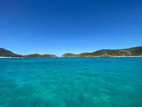 Gratis stockfoto met arraial do cabo, baai, blauwgroen