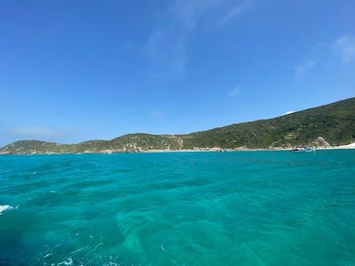 Gratis stockfoto met baai, blauwgroen, eiland