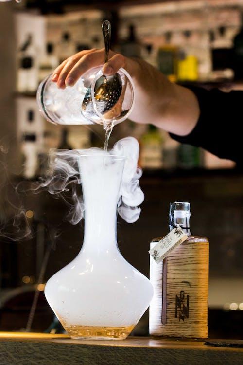 alcohol, ampolla, articles de vidre