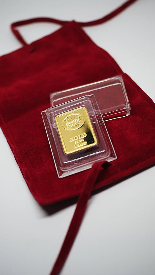 Free stock photo of gold, gold bar