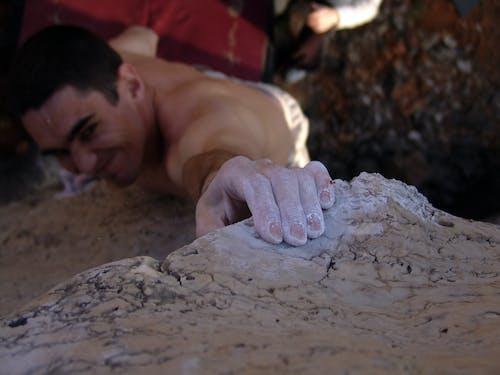 Free stock photo of boulder, climb, climbing