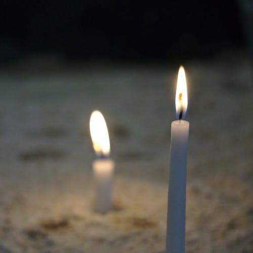 Photos gratuites de bougies, cierges, éclairage, eglise