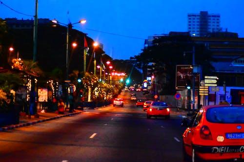 Imagine de stoc gratuită din autostradă, autoturisme, celebrare, centrul orașului