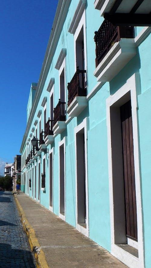 거리, 건축의 무료 스톡 사진