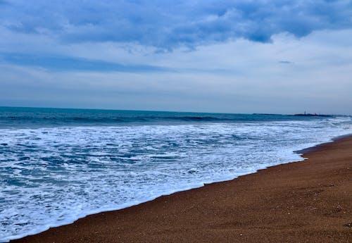 Free stock photo of beach, blue, blue sky