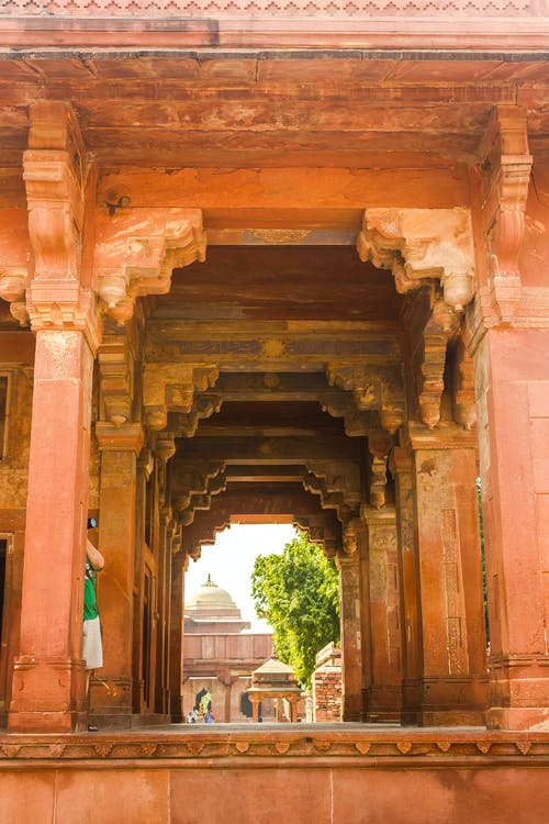Free stock photo of fatehpur sikri, india, indian history