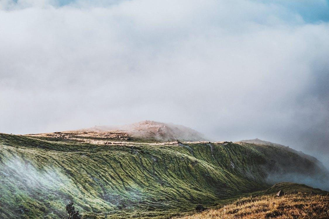 Darmowe zdjęcie z galerii z chmury, geologia, góry