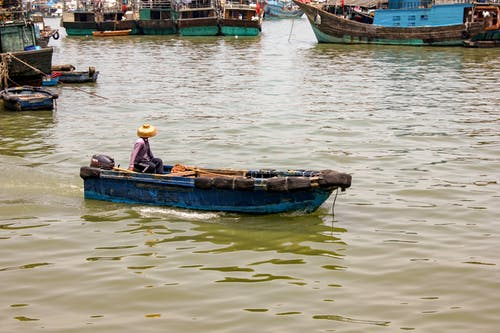 Free stock photo of china, fisherman, fishing, guangdong