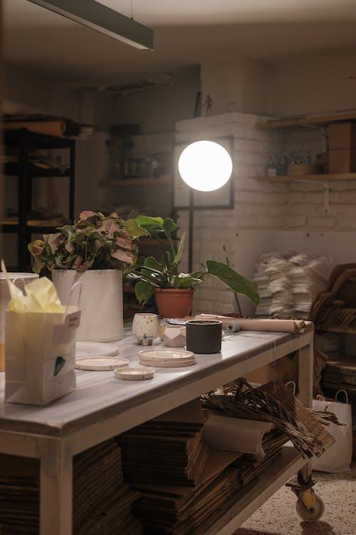 Základová fotografie zdarma na téma balení, elektrická lampa, kutilství